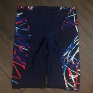 Boys' Performance Speedo Jammer Size 24 Waist